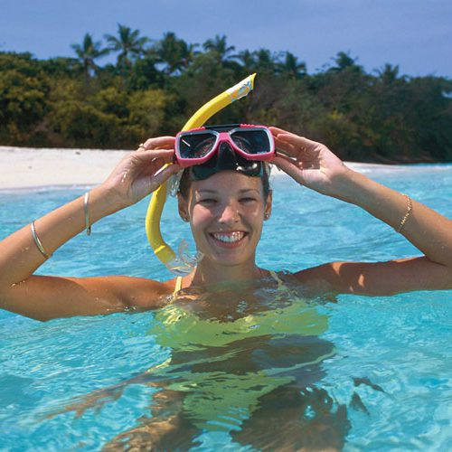 Green Island snorkel