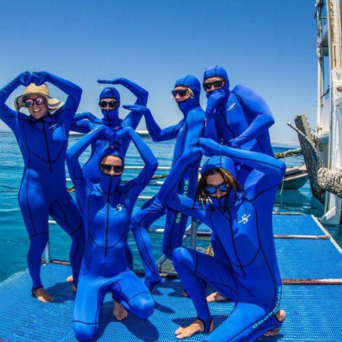 Cairns Jellyfish stinger suit