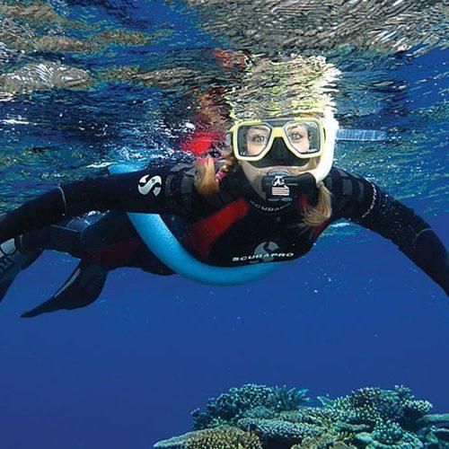 Tusa snorkel